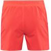 """Nike Swim Core Emboss Volley Spodenki kąpielowe Mężczyźni 4"""" czerwony"""